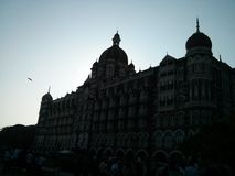 Taj Mumbai. Taj Hotel Mumbai Royalty Free Stock Photography