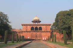 Taj-Museum Taj Mahal Agra India Stockbild