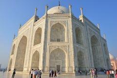 Taj przy Wschód słońca Mahal, India Zdjęcie Stock