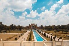 Taj royalty free stock photography
