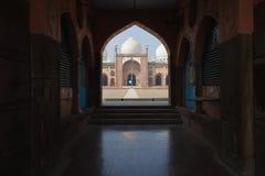 Taj - UL - masjid, Bhopal, Madhya Pradesh, Inde images stock