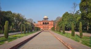 Taj w Agra Mahal, India Obraz Royalty Free