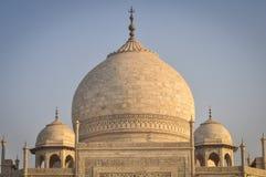 Taj w Agra Mahal, India Obrazy Royalty Free