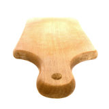 Tajadera de madera Fotos de archivo