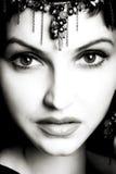 tajemnicza kobieta Obraz Royalty Free