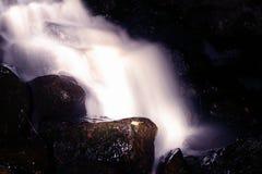 tajemnicza wodospadu Obraz Royalty Free