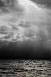 tajemnicze morza zdjęcie royalty free