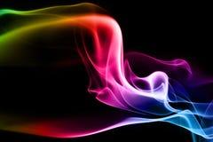 tajemniczy dym ilustracji