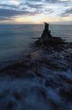 tajemniczy oceanu Zdjęcie Royalty Free