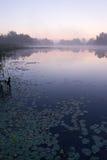 tajemniczy wschód słońca Zdjęcie Stock