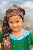 Tajik girl Royalty Free Stock Photos