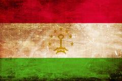 Tajikistan flag Stock Photography