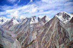 Tajikistan gór widok 3 Zdjęcie Stock