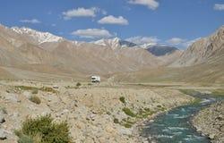 Tajikistan Pamir Highway Stock Photography