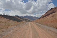 Tajikistan Pamir Highway Stock Photo