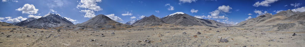 Tajikistan panorama Stock Images