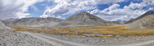 Tajikistan panorama Royalty Free Stock Photos
