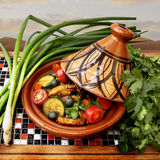 Tajine Royalty Free Stock Photos