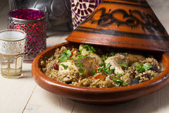Tajine Royalty Free Stock Photo