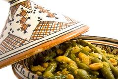 Tajine beans Stock Images