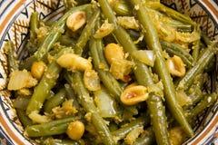 Tajine beans Stock Image