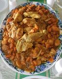 Tajine. Picture of morocan tajine Stock Images