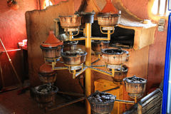 Tajine Pots Stock Photography