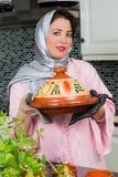 Tajine Ramadan Στοκ Φωτογραφίες