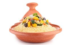Tajine Royalty Free Stock Photography