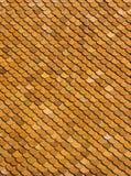 Tajlandia świątyni dach Fotografia Stock