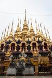 Tajlandia świątynia Fotografia Royalty Free