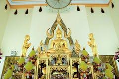 Tajlandia świątynia przy rayong miastem. Zdjęcie Stock