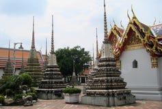 Tajlandia Bangkok kultury azjatykcia świątynia Zdjęcie Stock