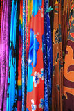 Tajlandia Batik Obraz Royalty Free