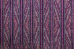 Tajlandia Bawełniana tkanina Zdjęcie Royalty Free