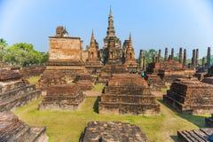 Tajlandia, Buddha Fotografia Royalty Free
