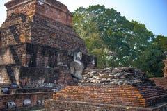 Tajlandia, Buddha Obrazy Royalty Free