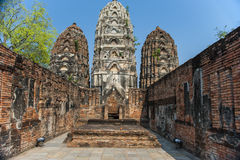 Tajlandia, Buddha Obrazy Stock
