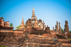 Tajlandia, Buddha Fotografia Stock