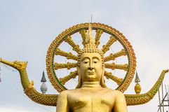 Tajlandia Buddha wizerunek Obraz Stock