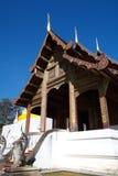 Tajlandia buddyjska świątynia Fotografia Stock