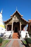 Tajlandia buddyjska świątynia Zdjęcie Royalty Free