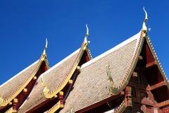 Tajlandia buddyjska świątynia Obraz Stock