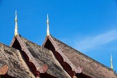 Tajlandia buddyjska świątynia Zdjęcia Royalty Free