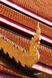 Tajlandia buddyjska świątynia Obraz Royalty Free