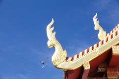 Tajlandia buddyjska świątynia Obrazy Royalty Free