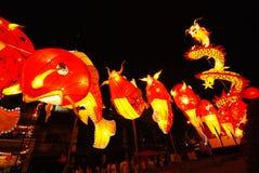 Tajlandia: Chiński nowy rok Obrazy Stock