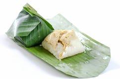 Tajlandia custard ryżowi desery, lud, miękka część, słodki smaku delicio Fotografia Stock