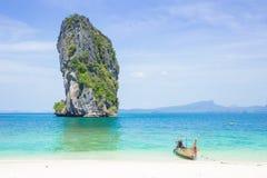 Tajlandia dennej podróży intymna wyspa w lato sezonie fotografia royalty free