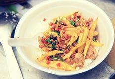 Tajlandia fastfood zdjęcie royalty free